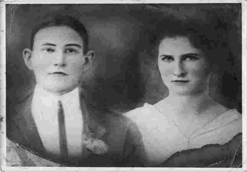 William Floyd Driggers and Claudia Inez Robbins